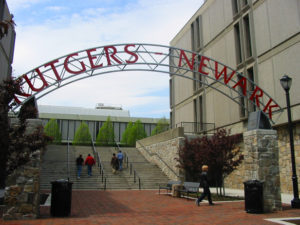Rutgers Newark Arrest Lawyer